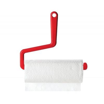 Papierhandtuchhalter Rollo | Rot