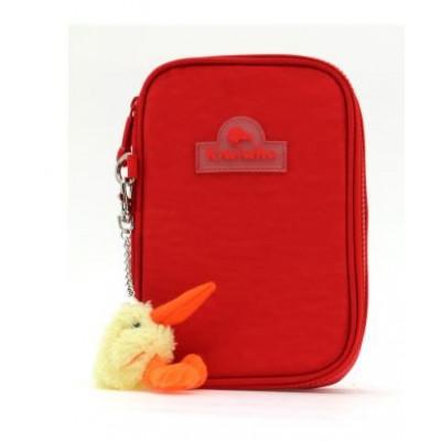 Pencil Case   Red