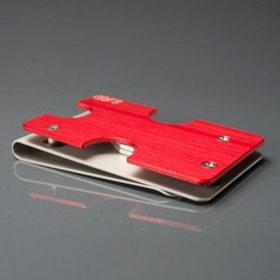 KeyClip Anodized | Red