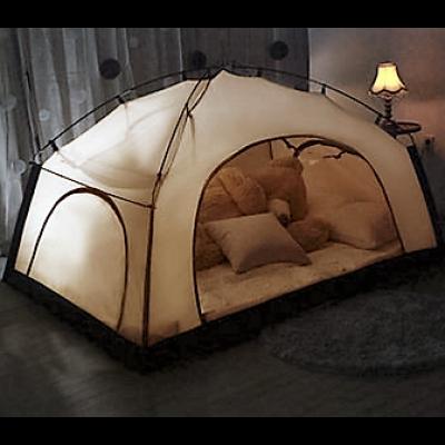 Indoor Tent | Peach