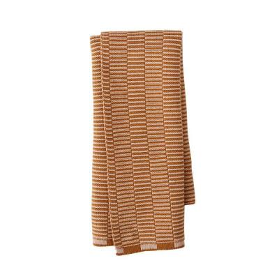 Handtuch Stringa Mini | Karamel/Rose