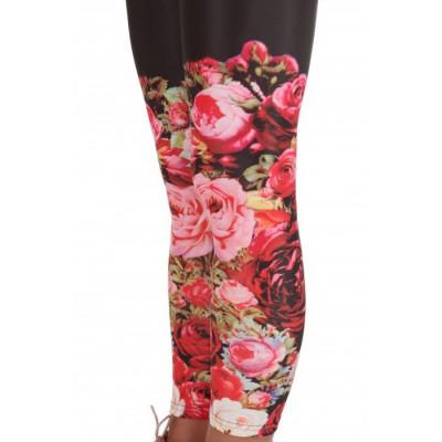 Leggings | Vintage Roses