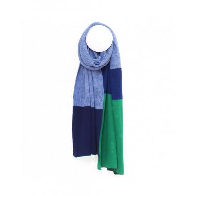 Rosetta Scarf | Blue - Green