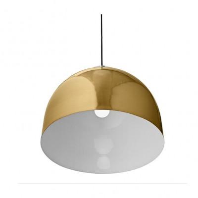 Round Pendant Lamp Luceo Ø45 cm | Gold
