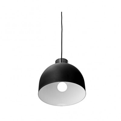 Round Pendant Lamp Luceo Ø28 cm | Black