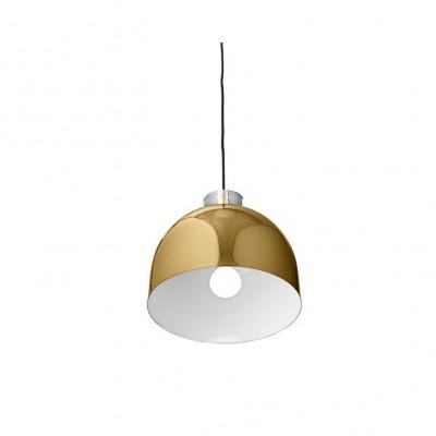 Round Pendant Lamp Luceo Ø28 cm | Gold