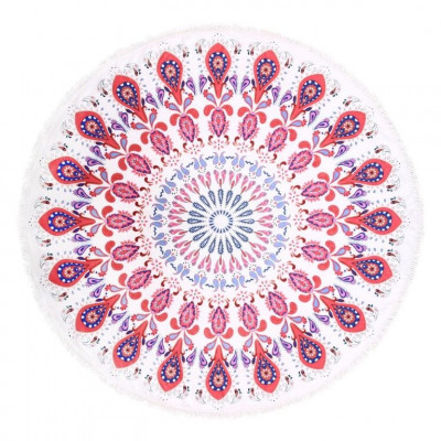 Round Towel | Mandala