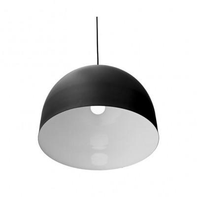 Round Pendant Lamp Luceo Ø45 cm | Black