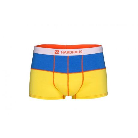 Boxershorts | Königsblau/Gold