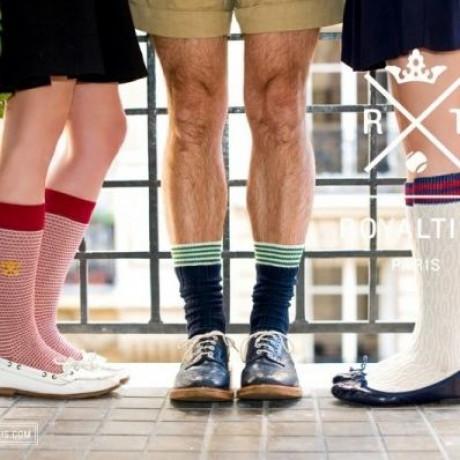 Maxwell Socks - Var
