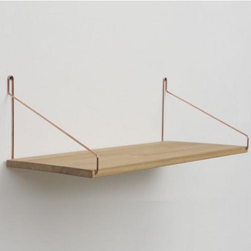 Shelf | Copper Brackets