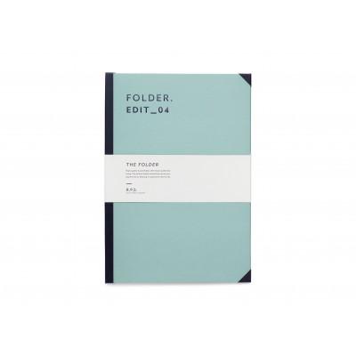 Folder A4 - Dusty Mint