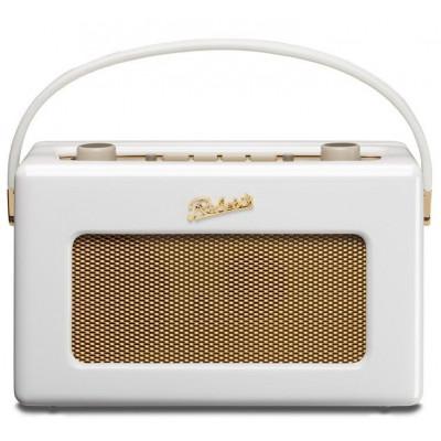 Revival radio Analogue Piano White