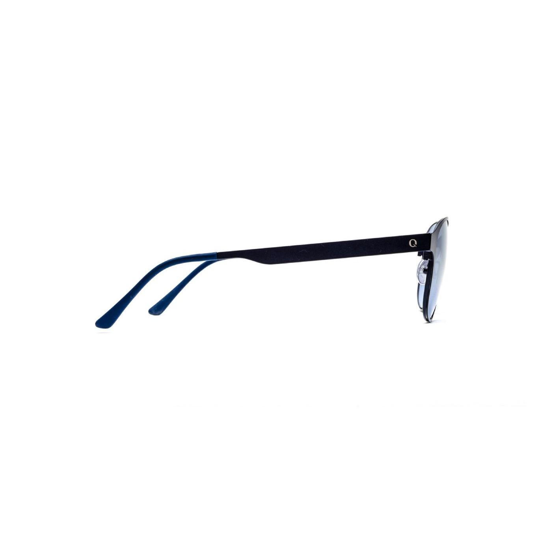 Unisex Sunglasses Rounded Square | Blue