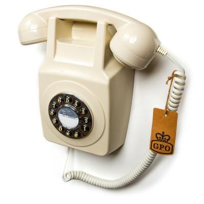 GPO 746 Wallphone   Ivory