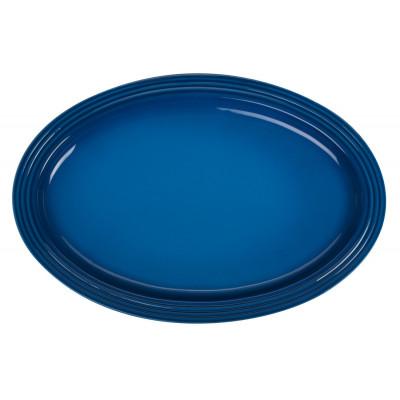 Servierschale 45 cm | Marseille Blau