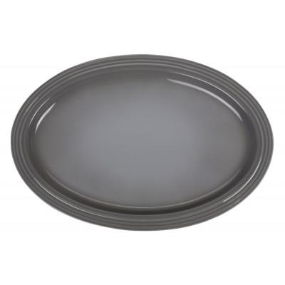 Servierschale 45 cm | Grau