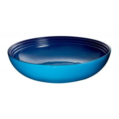 Servierschale 32 cm | Marseille Blau