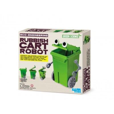 DIY-Kit: Bauen Sie Ihren eigenen Müllwagenroboter