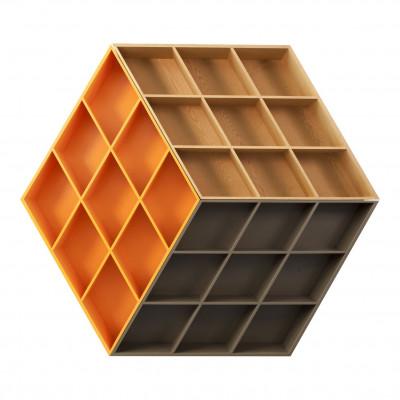 Bookcase | Rubika