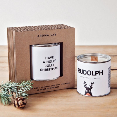 Scented Candle | Rudolph
