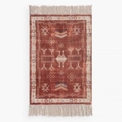 Teppich Tanger 45x75   Terracotta