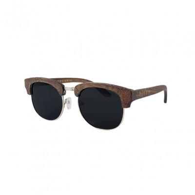Wooden Frame Sunglasses Runo