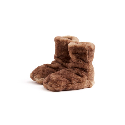 Kuschelige Socken Russel