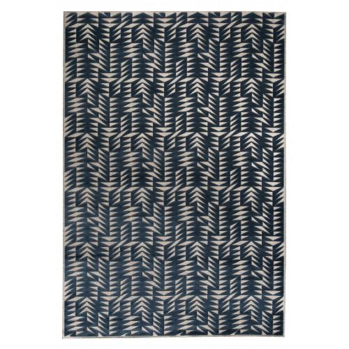 City Carpet | Blue