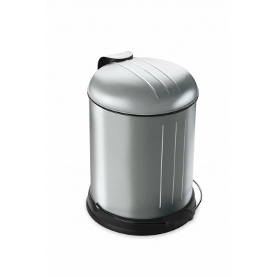 Pedal Bin with Soft Closing Lid 5 L | RVS