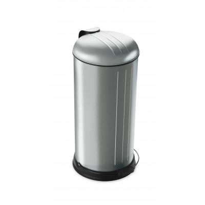 Pedal Bin with Soft Closing Lid 30 L | RVS
