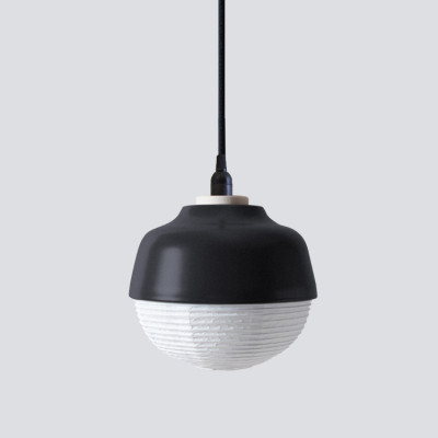 Pendant Lamp The New Old Light S | Black