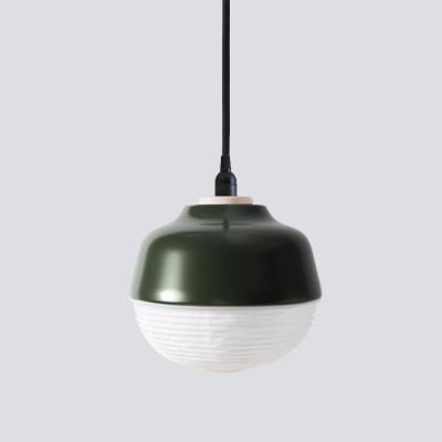 Pendant Lamp The New Old Light S | Green