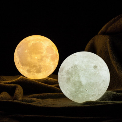 Moon Lamp   Set/2