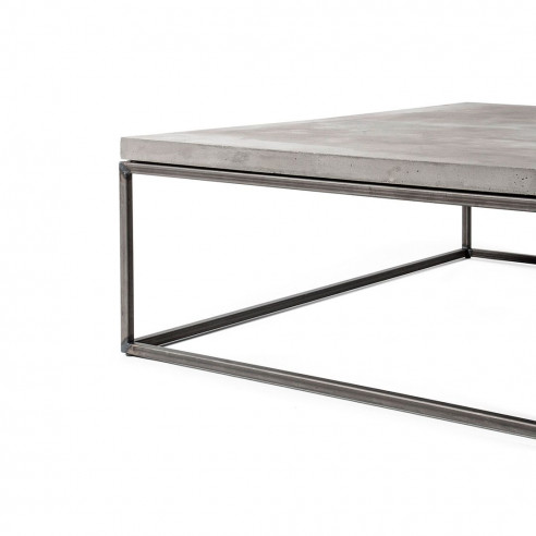 Rectangular Coffee Table Perspective