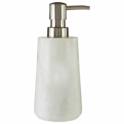 Lotion Dispenser   White