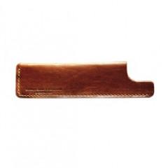 Leather Sheath   English Tan Horween