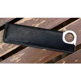 Leather Sheath | Dublin Black Horween