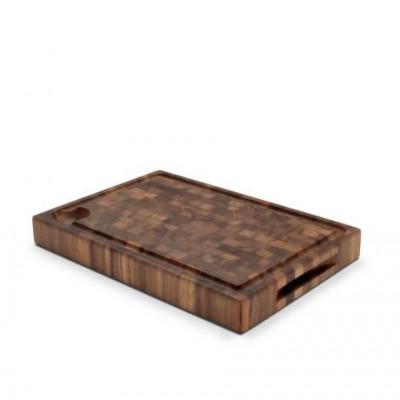 Dania Cutting Board 35 x 24 cm | Teak