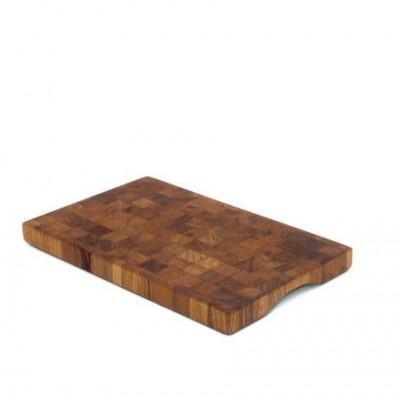 Dania Cutting Board 33 x 21 cm | Teak