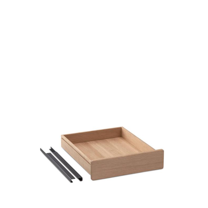 Schreibtischschublade Georg   Eiche