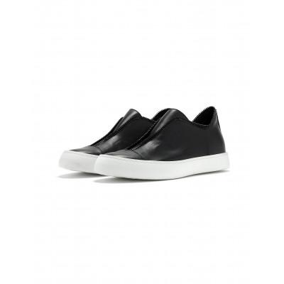 Low-top Sneakers   Black & White