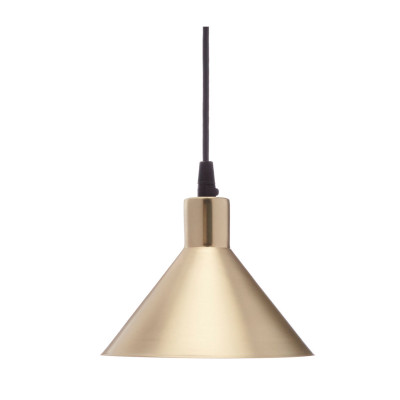 Hängeleuchte Factory S18 | Gold
