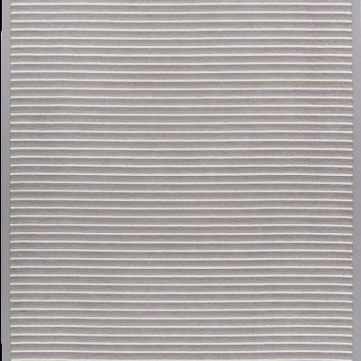 Teppich Nehatu   Silber