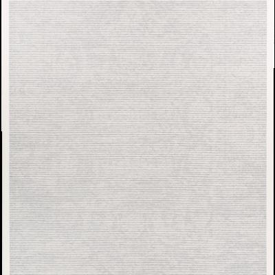 Teppich Palme   Weiß