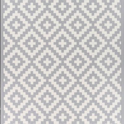 Teppich Viki   Silber