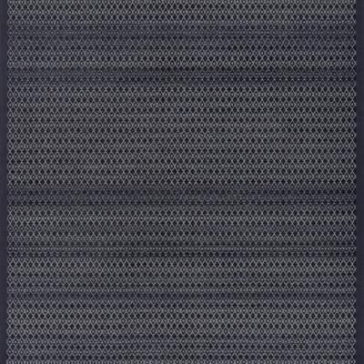 Teppich Tsirgu   Dunkelgrau