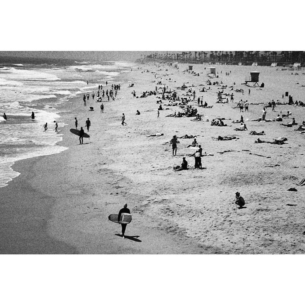 "Art Photograph ""Santa Monica"""