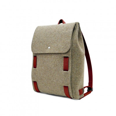 """Backpack Brown 15"""" 
