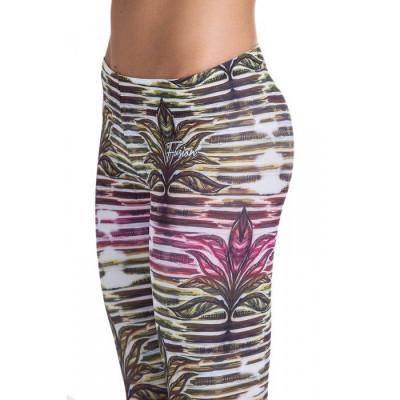 Leggings | Safari Plant